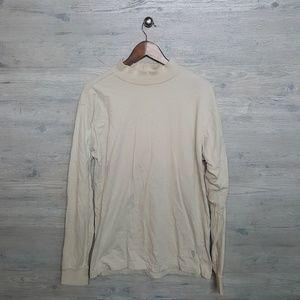 Carhartt Mock Neck Long Sleeve Shirt. AMAZING! NEW